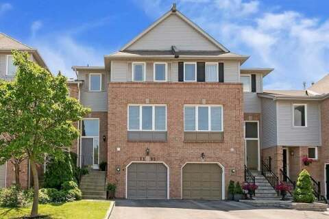 Townhouse for sale at 1192 Leewood Dr Oakville Ontario - MLS: W4815722