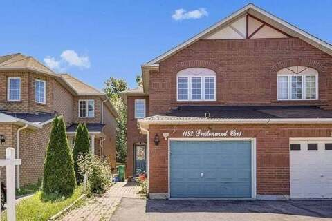 Townhouse for rent at 1192 Prestonwood Cres Mississauga Ontario - MLS: W4810034