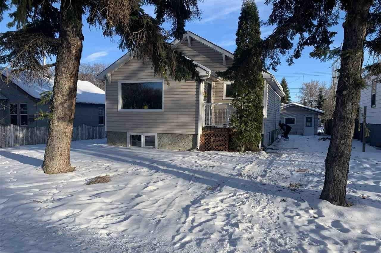 House for sale at 11929 39 St NW Edmonton Alberta - MLS: E4222163