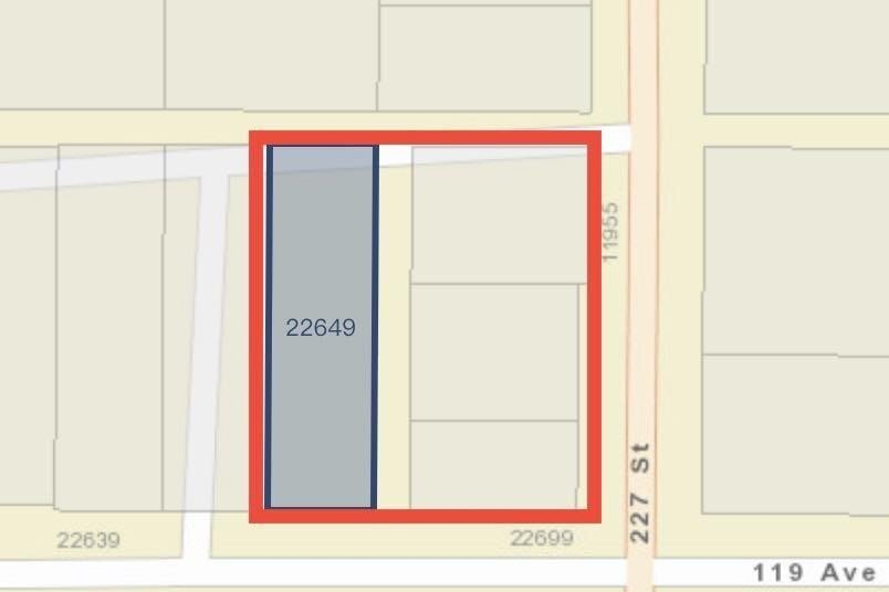 Commercial property for sale at 11931 227 St Maple Ridge British Columbia - MLS: C8032927