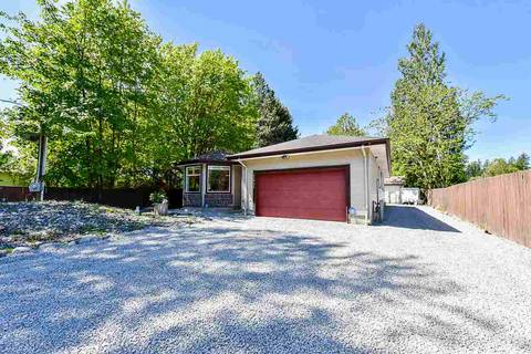 House for sale at 11931 256 St Maple Ridge British Columbia - MLS: R2454829