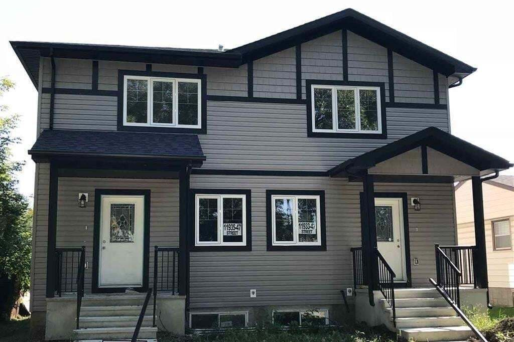 Townhouse for sale at 11933 47 St NW Edmonton Alberta - MLS: E4199549