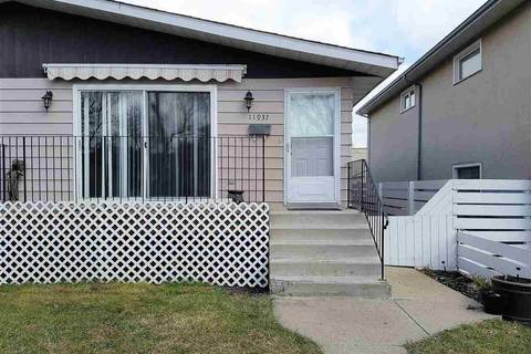Townhouse for sale at 11937 80 St Nw Edmonton Alberta - MLS: E4151244