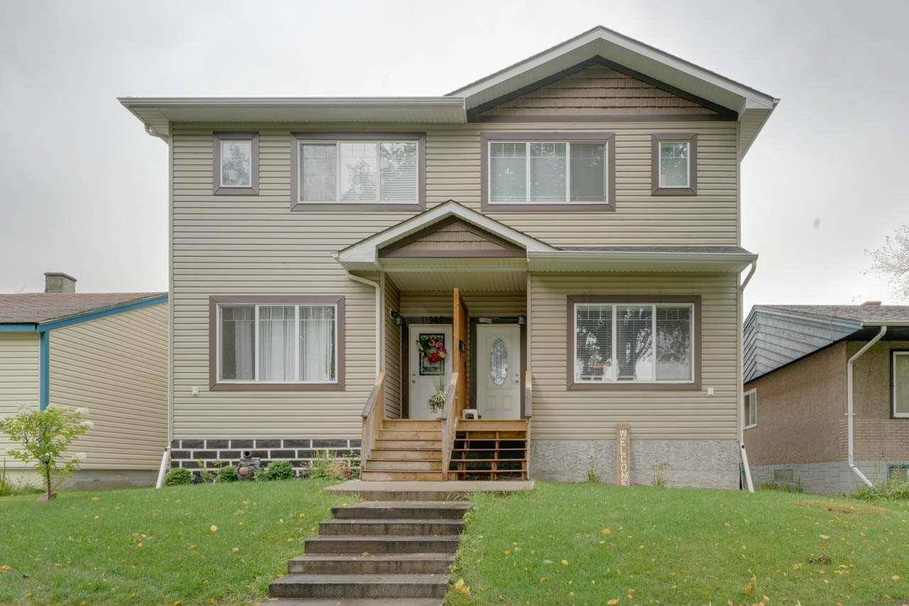 Townhouse for sale at 11944 53 St Nw Edmonton Alberta - MLS: E4173324