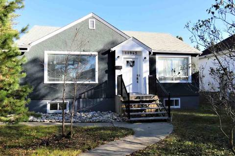 House for sale at 11945 87 St Nw Edmonton Alberta - MLS: E4133224