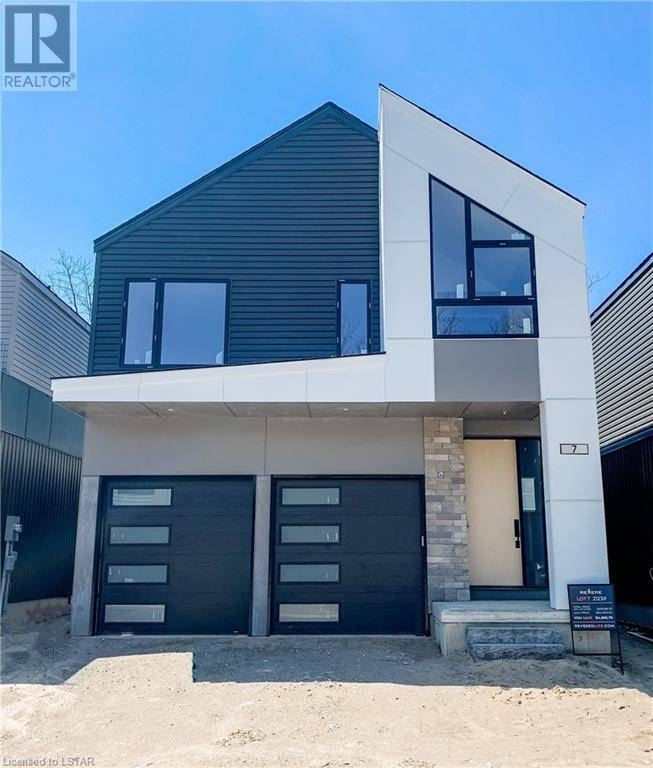 House for sale at 7 Riverside Dr Unit 1195 London Ontario - MLS: 243676