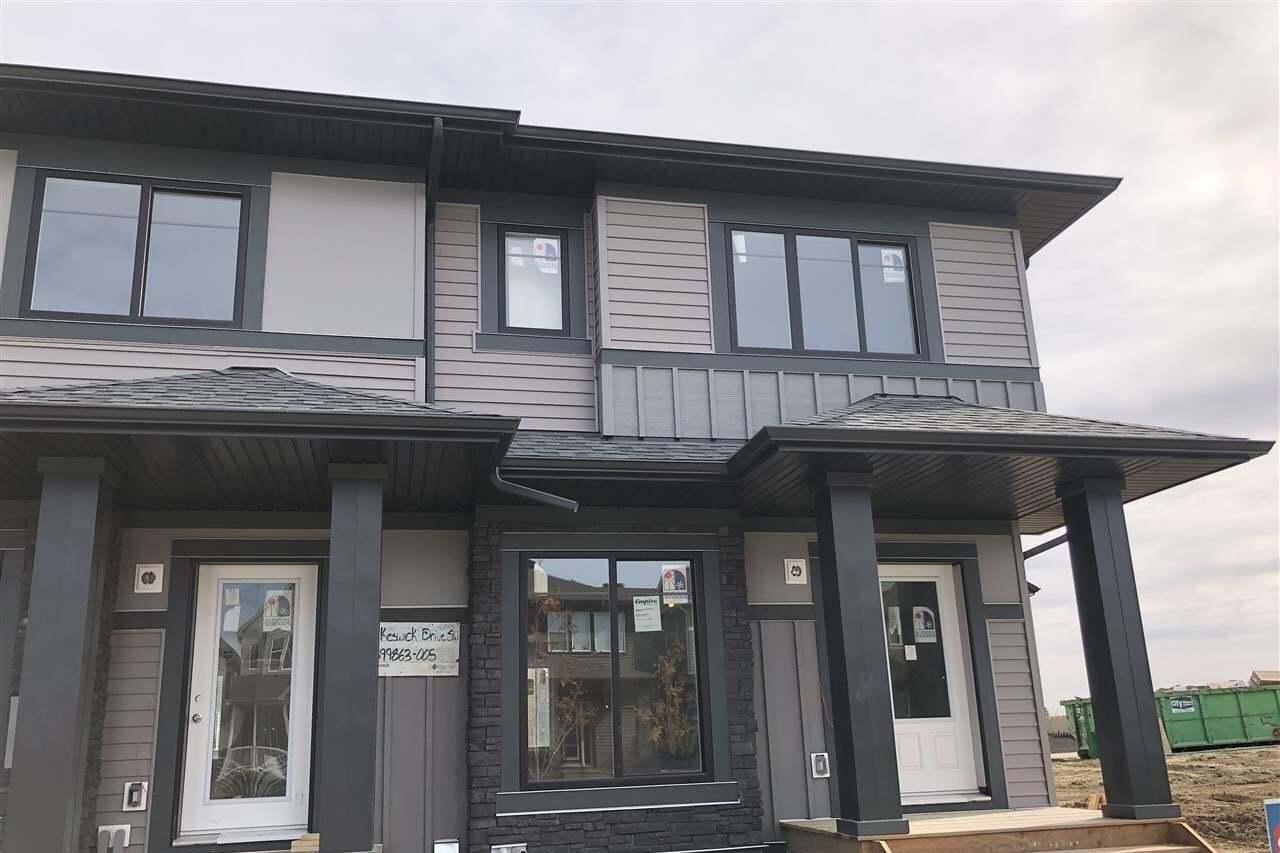 House for sale at 1195 Keswick Dr SW Edmonton Alberta - MLS: E4212399