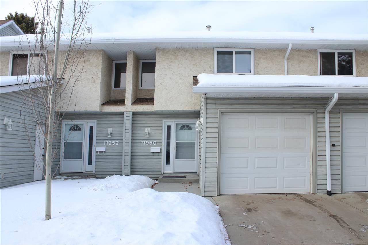 Townhouse for sale at 11950 145 Ave Nw Edmonton Alberta - MLS: E4185853