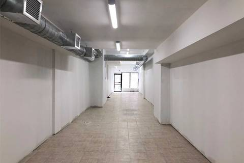 Commercial property for lease at 1196 Bloor St Toronto Ontario - MLS: W4519640