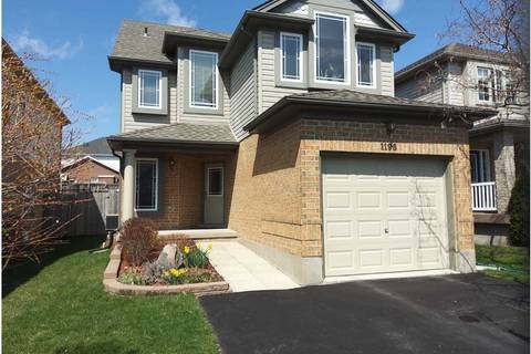 House for sale at 1196 Bramblewood St London Ontario - MLS: X4740205
