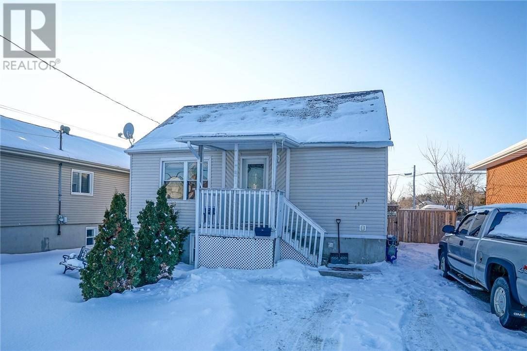 House for sale at 1197 Leon Ave Sudbury Ontario - MLS: 2083744