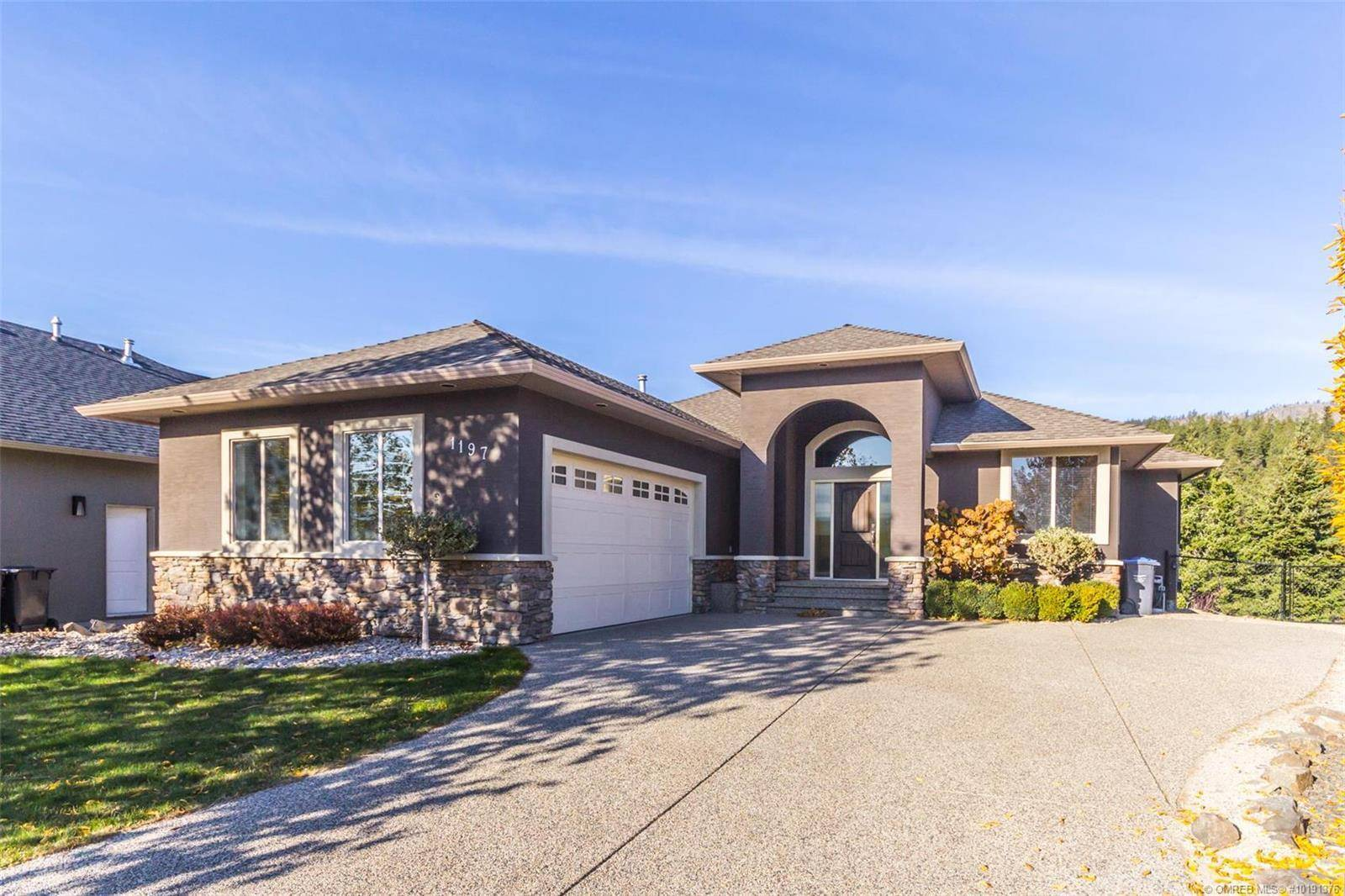 House for sale at 1197 Peak Point Dr West Kelowna British Columbia - MLS: 10191376
