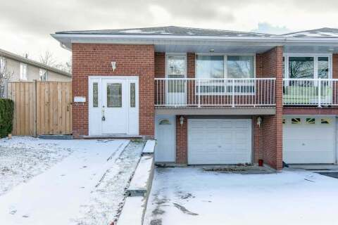 Townhouse for rent at 1198 Shadeland Dr Mississauga Ontario - MLS: W4773928