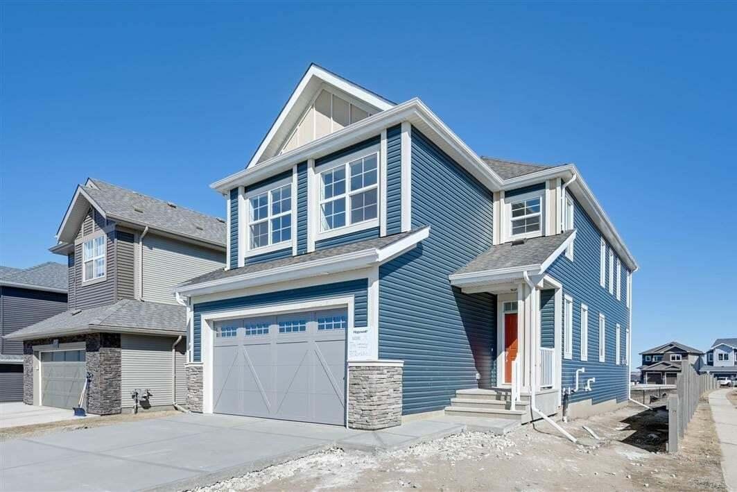 House for sale at 1199 Gyrflacon Cr NW Edmonton Alberta - MLS: E4195633