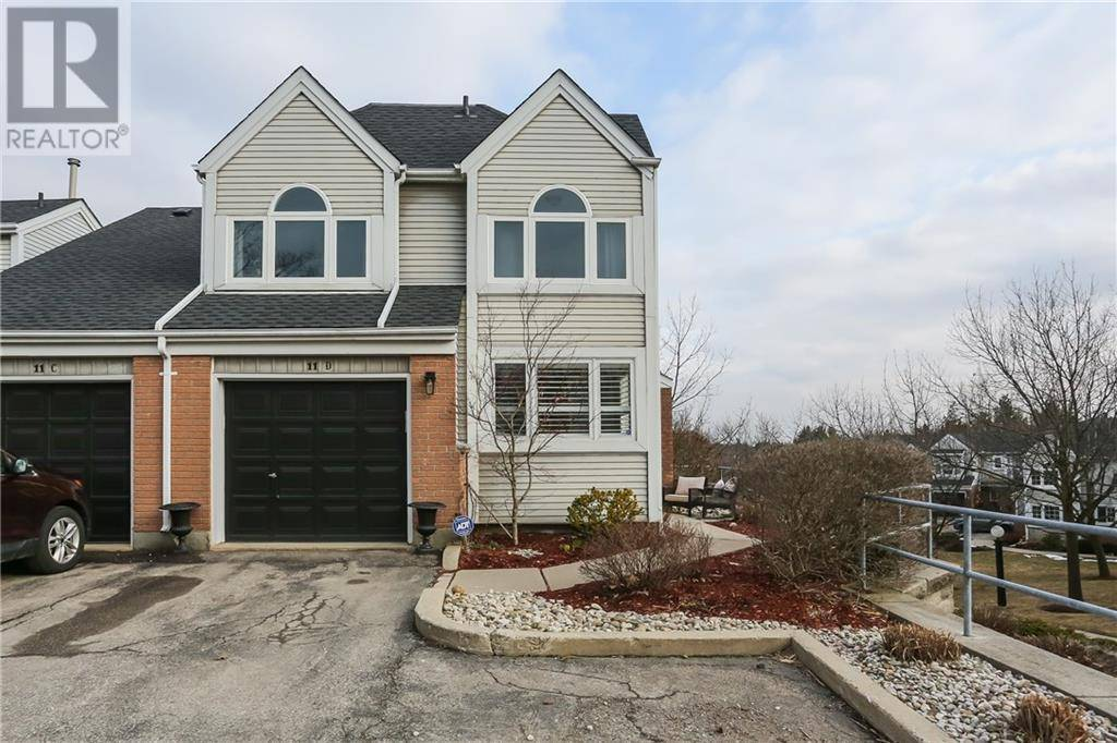 Townhouse for sale at 270 Morrison Rd Unit 11d Kitchener Ontario - MLS: 30799460