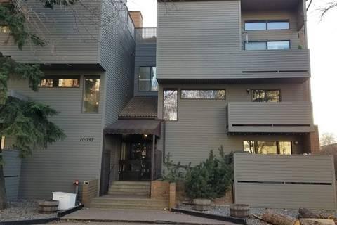Condo for sale at 10032 113 St Nw Unit 12 Edmonton Alberta - MLS: E4162918