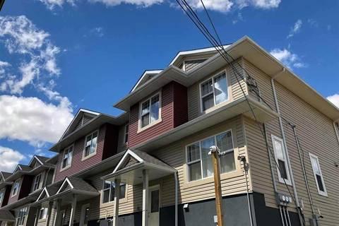 Townhouse for sale at 10114 160 St Nw Unit 12 Edmonton Alberta - MLS: E4157757
