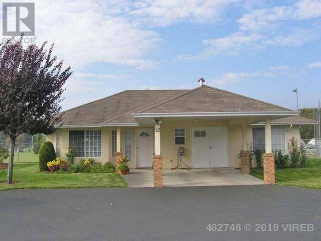 Townhouse for sale at 1015 Trunk Rd Unit 12 Duncan British Columbia - MLS: 462746