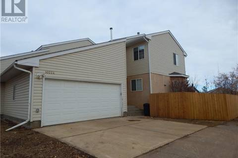 Townhouse for sale at 10224 106 St Unit 12 High Level Alberta - MLS: GP204358