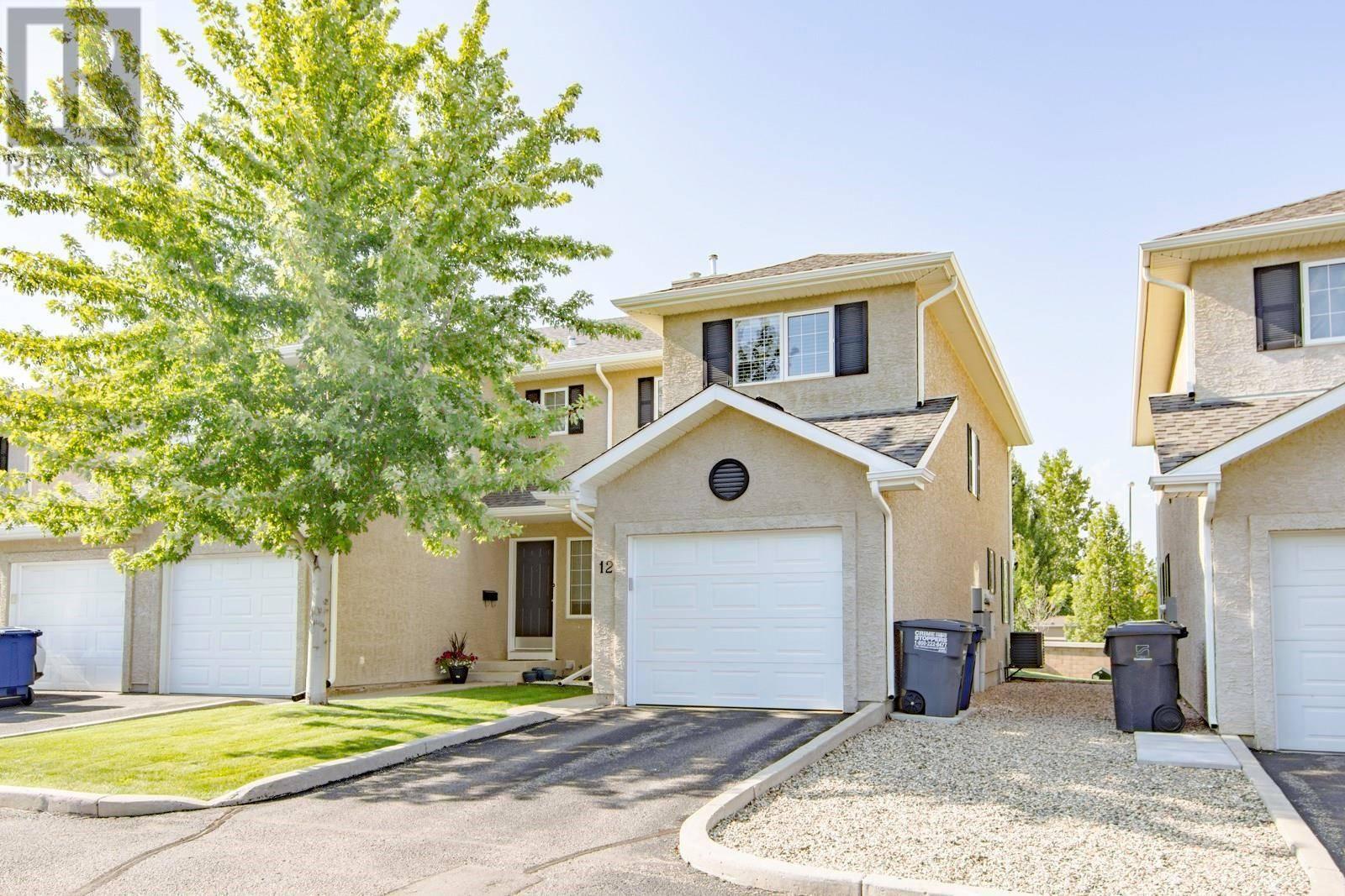 Townhouse for sale at 103 Banyan Cres Unit 12 Saskatoon Saskatchewan - MLS: SK782603