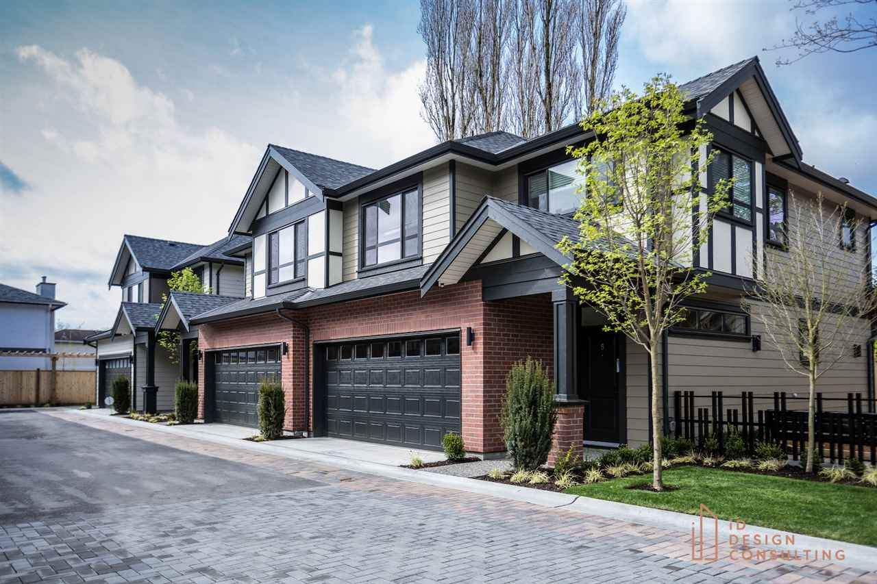 For Sale: 10611 Gilbert Road, Richmond, BC | 4 Bed, 4 Bath Townhouse for $1,379,000. See 19 photos!