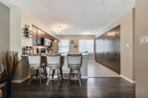 Townhouse for sale at 1140 Chappelle Blvd Sw Unit 12 Edmonton Alberta - MLS: E4162828