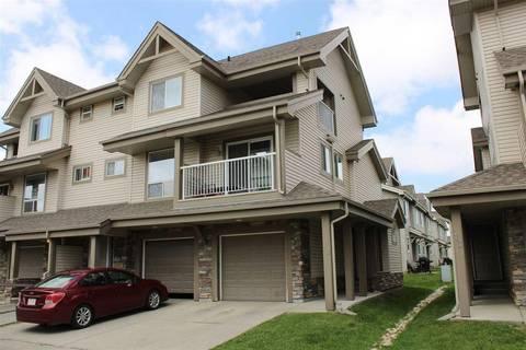Townhouse for sale at 12050 17 Ave Sw Unit 12 Edmonton Alberta - MLS: E4163296