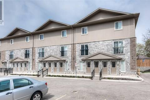 Condo for sale at 122 Courtland Ave East Unit 12 Kitchener Ontario - MLS: 30734453