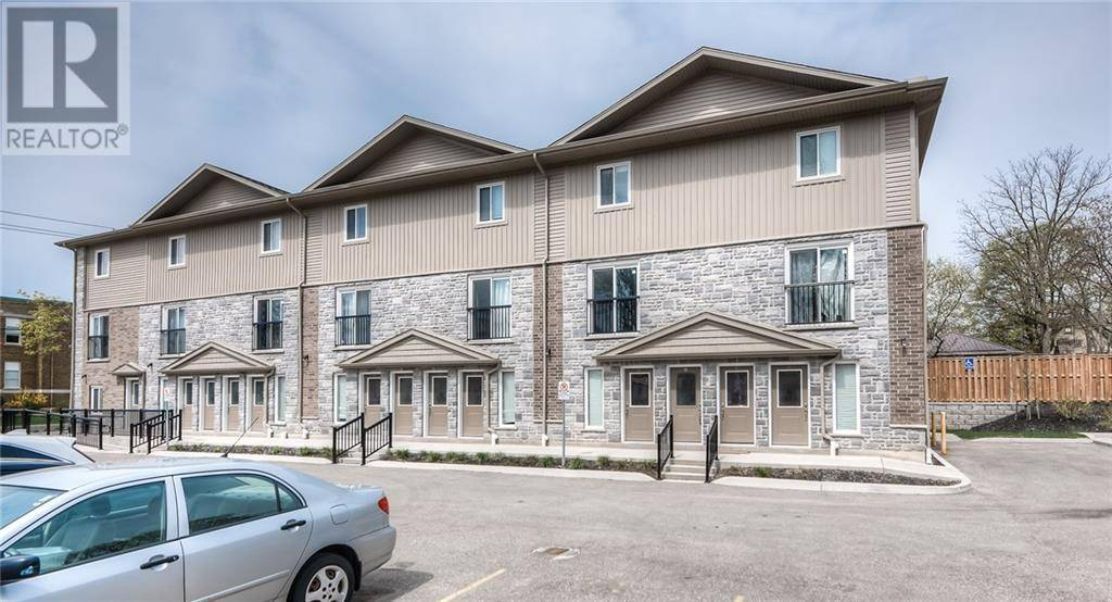 Condo for sale at 122 Courtland Ave East Unit 12 Kitchener Ontario - MLS: 30753225