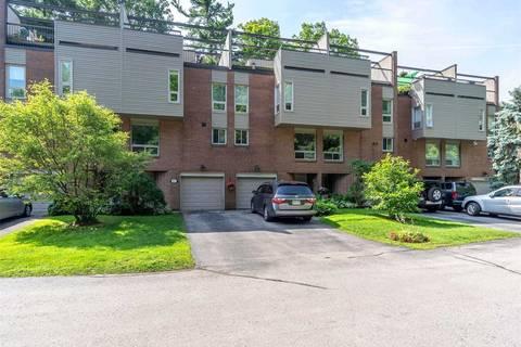 Condo for sale at 1250 Marlborough Ct Unit 12 Oakville Ontario - MLS: W4606284
