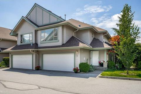 Townhouse for sale at 1255 Riverside Dr Unit 12 Port Coquitlam British Columbia - MLS: R2378317