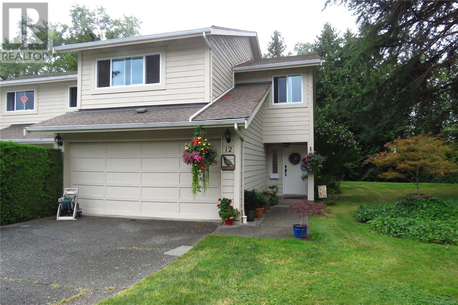 Townhouse for sale at 1287 Verdier Ave Unit 12 Central Saanich British Columbia - MLS: 853597