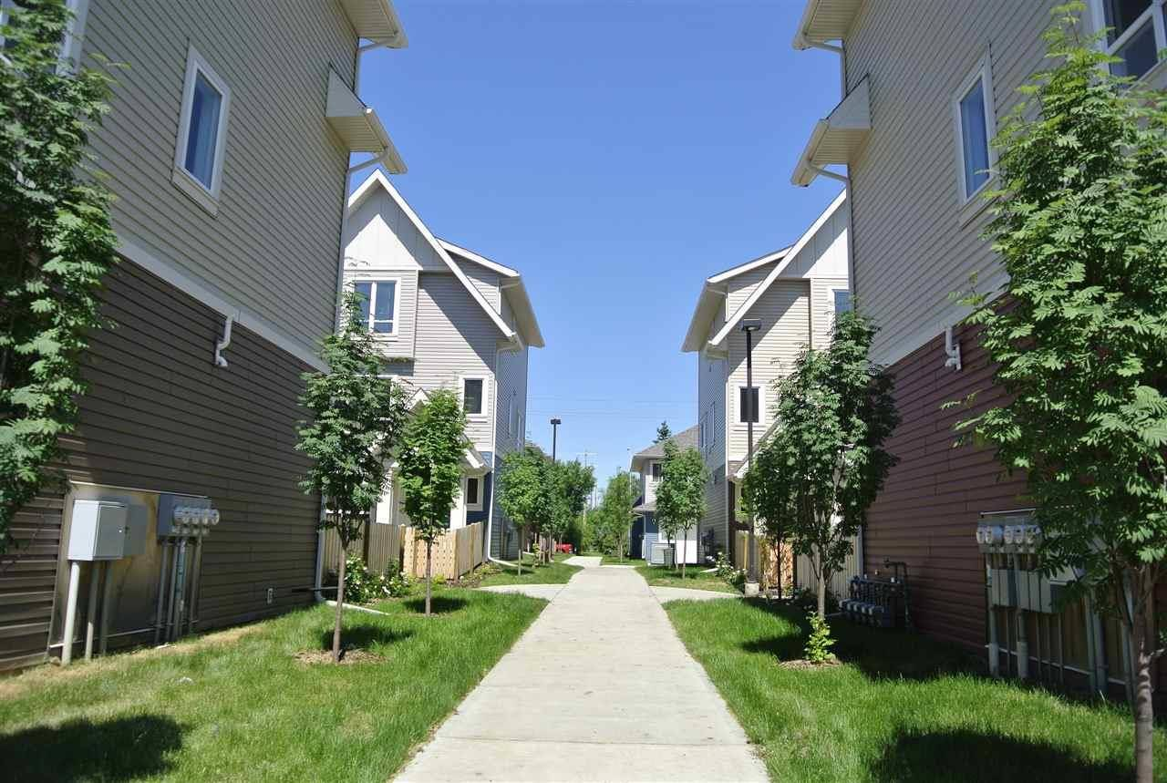 Townhouse for sale at 13003 132 Ave Nw Unit 12 Edmonton Alberta - MLS: E4108137