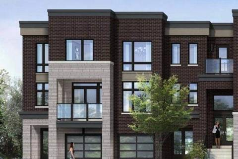 Townhouse for sale at 1356 Gull Crossing Rd Unit 12 Pickering Ontario - MLS: E4654836