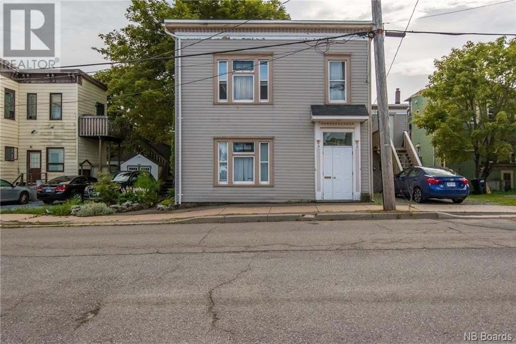 Townhouse for sale at 14 Bentley St Unit 12 Saint John New Brunswick - MLS: NB046832