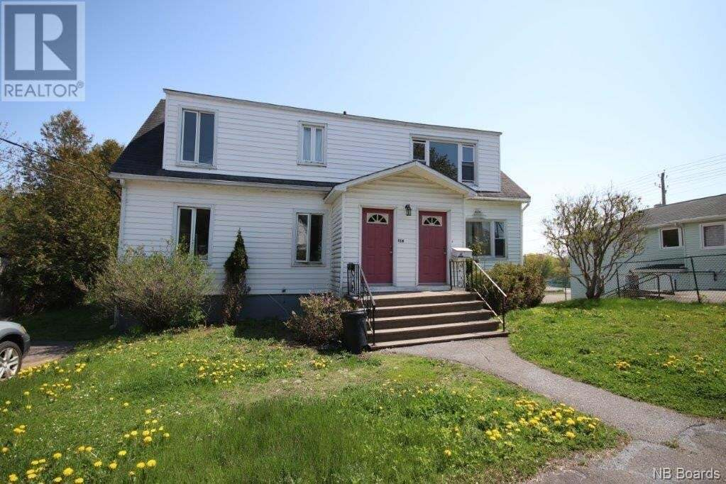 Townhouse for sale at 14 Campbell St Unit 12 Saint John New Brunswick - MLS: NB043953