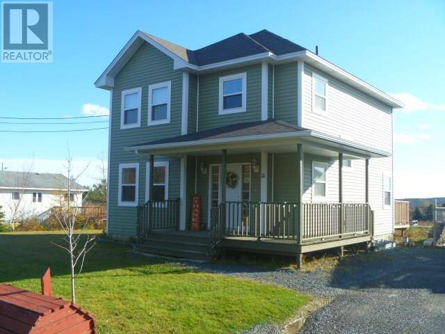 House for sale at 12 Hoyles Rd Carbonear Newfoundland - MLS: 1207028
