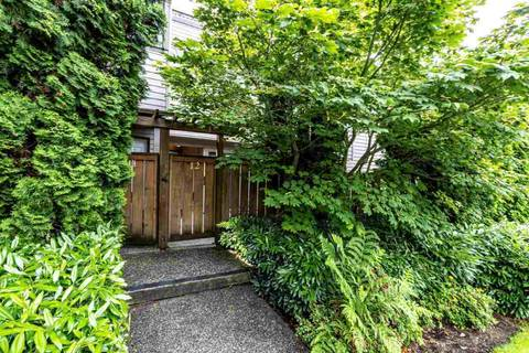 Townhouse for sale at 1434 Mahon Ave Unit 12 North Vancouver British Columbia - MLS: R2387940