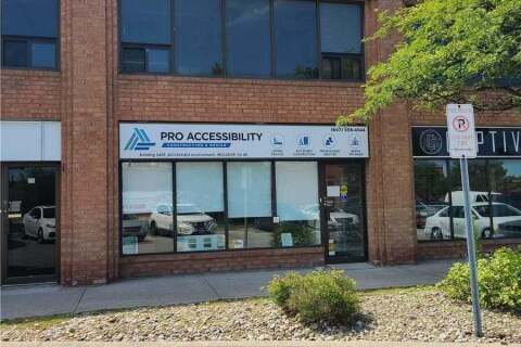 Commercial property for lease at 155 Winges Rd Apartment 12 Vaughan Ontario - MLS: N4865682