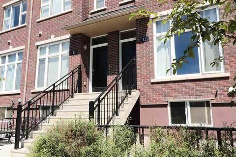 Townhouse for sale at 1623 Cunningham Wy Sw Unit 12 Edmonton Alberta - MLS: E4161890