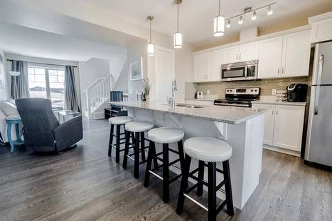 Townhouse for sale at 1776 Cunningham Wy Sw Unit 12 Edmonton Alberta - MLS: E4154230