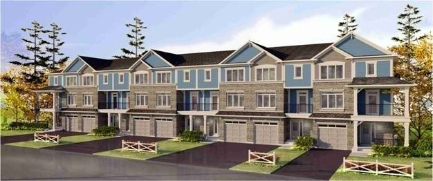 Townhouse for sale at 12 18th St Wasaga Beach Ontario - MLS: S4708194