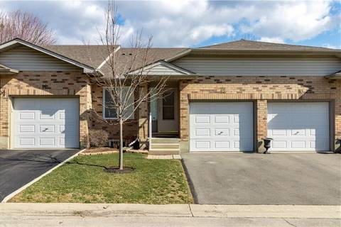 Townhouse for sale at 19 Bartlett Ave Unit 12 Grimsby Ontario - MLS: H4050000
