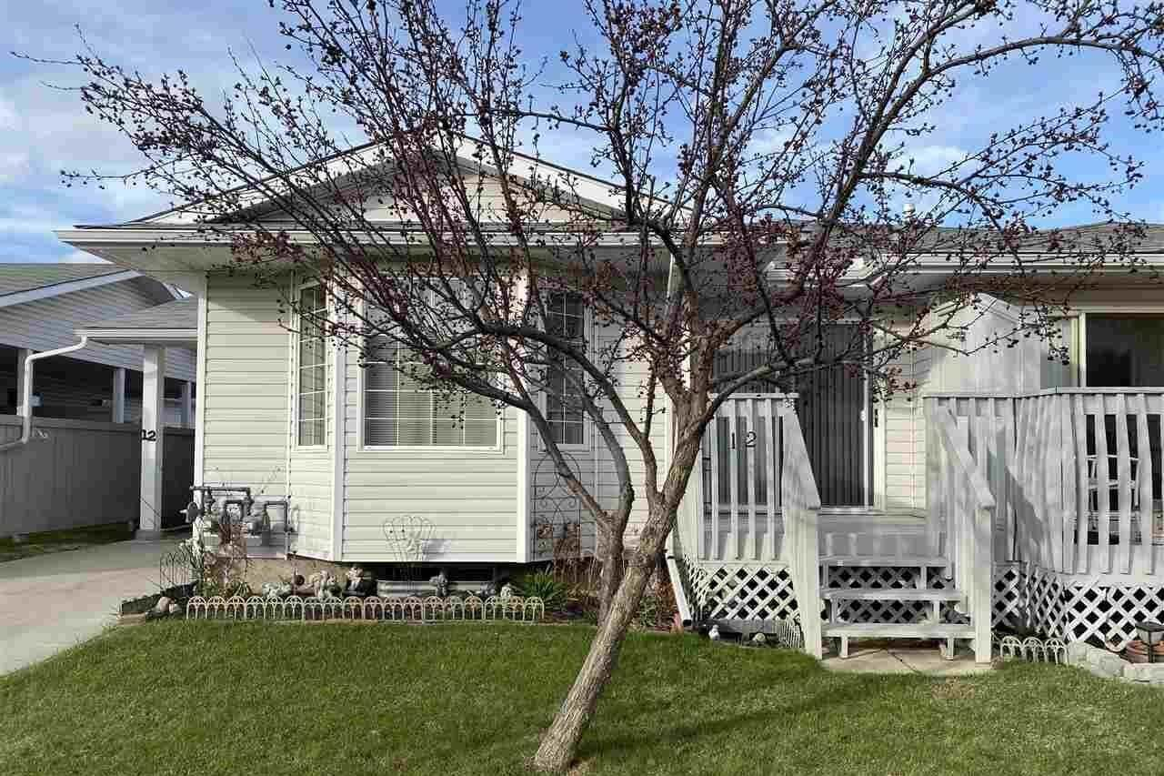 Townhouse for sale at 1904 Mill_woods Rd NW Unit 12 Edmonton Alberta - MLS: E4205870