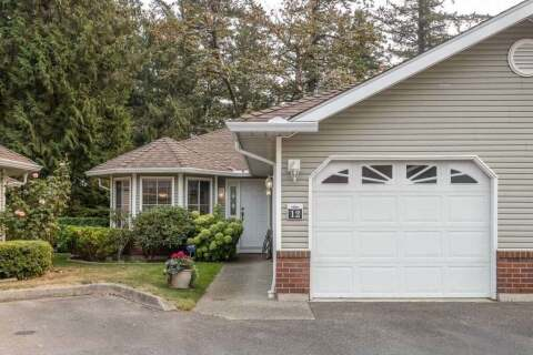 Townhouse for sale at 1973 Winfield Dr Unit 12 Abbotsford British Columbia - MLS: R2498616