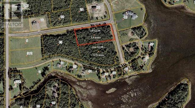 Residential property for sale at Lot 12-20 Clearview  Unit 12-20 Grand Barachois New Brunswick - MLS: M127478