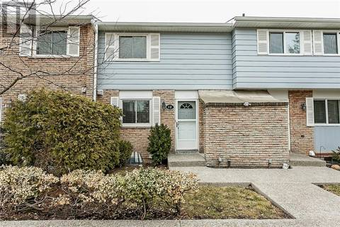 Townhouse for sale at 2067 Marine Dr Unit 12 Oakville Ontario - MLS: 30728122