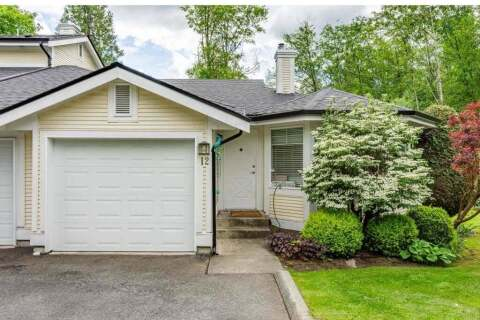 Townhouse for sale at 20761 Telegraph Tr Unit 12 Langley British Columbia - MLS: R2456523