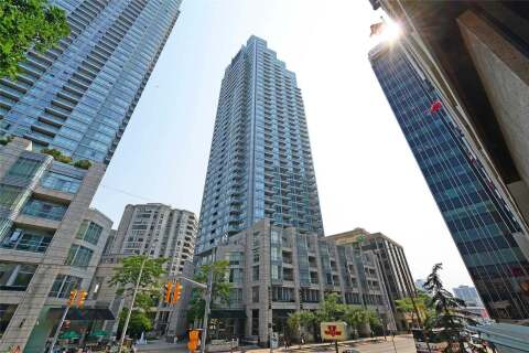 Apartment for rent at 2181 Yonge St Unit 2112 Toronto Ontario - MLS: C4776281