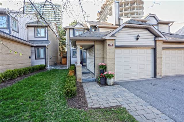 For Sale: 12 - 2275 Credit Valley Road, Mississauga, ON | 2 Bed, 3 Bath Townhouse for $609,000. See 20 photos!